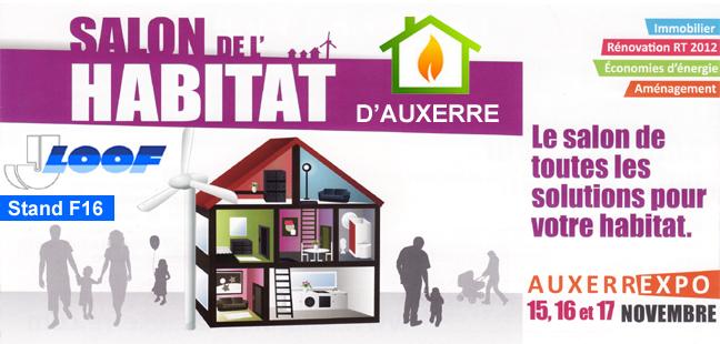 salon de l habitat d auxerre novembre 2013 loof 89 ForSalon Habitat Auxerre
